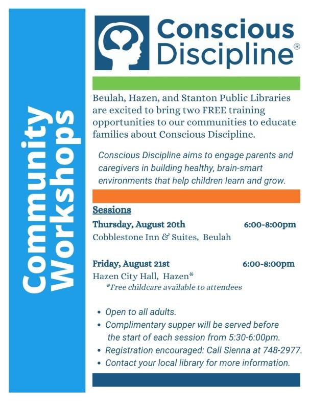 Conscious Discipline Flyer